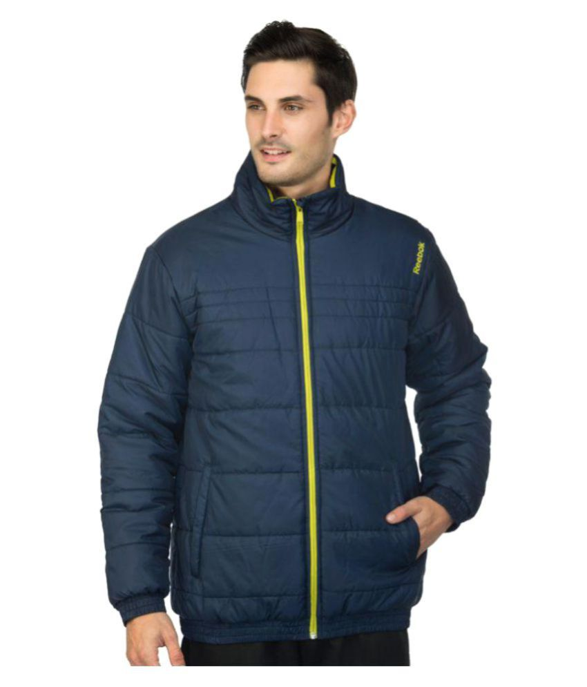 a65d41e0dfc Buy Reebok Polyester Blend Bomber Jackets Online at Best Prices in India -  Snapdeal