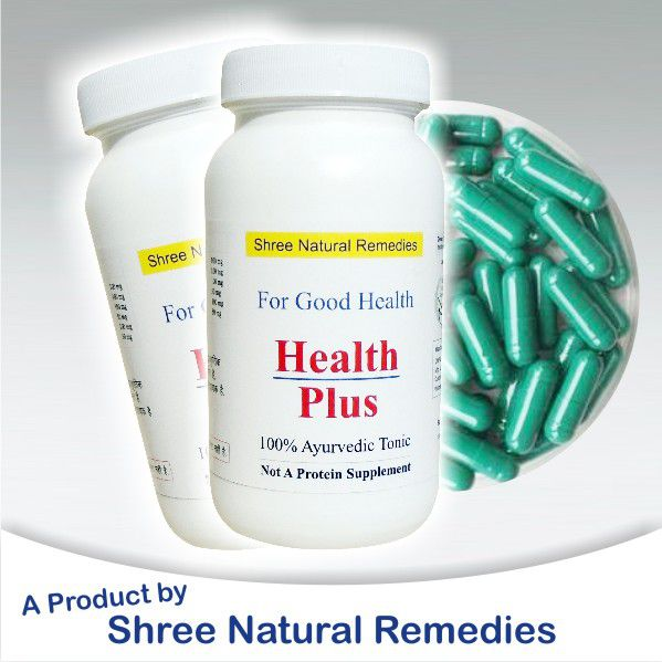 Shree Natural Remedies Strong Body, Body Health, Weakness Capsule