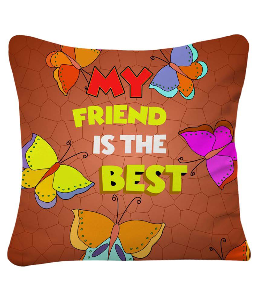 Sky Trends Valentine Gift Set Printed Cushion Cover With Filler Best Gift For Valentine