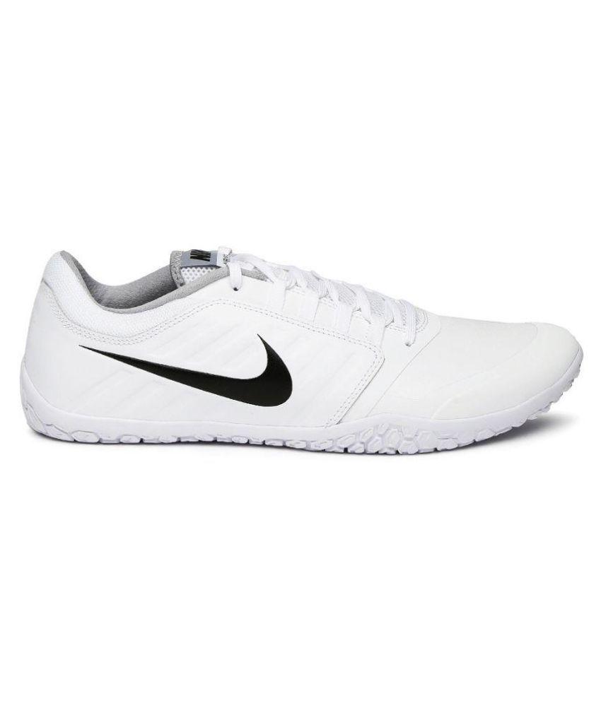 Nike Air Pernix White Training Shoes
