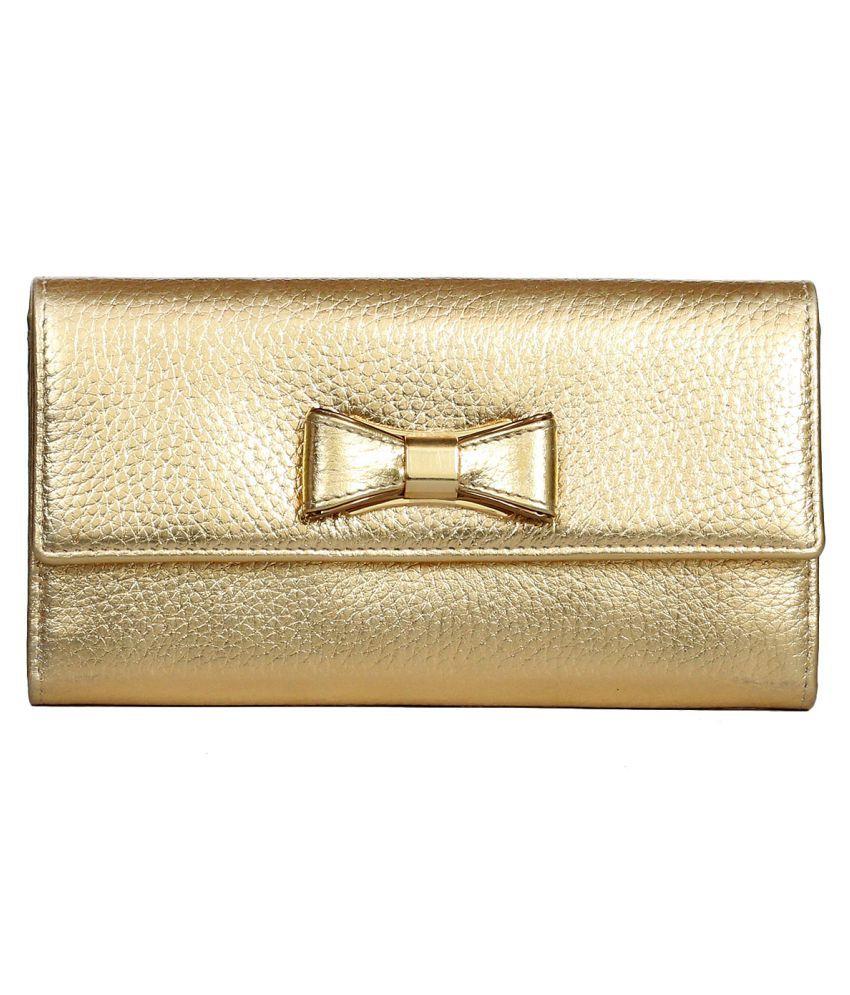 Da Milano Gold Wallet