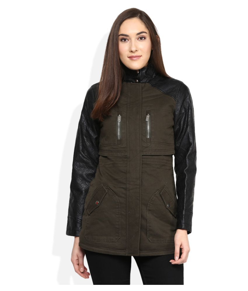 92f3de90262 Buy Madame Cotton Bomber Jackets Online at Best Prices in India - Snapdeal