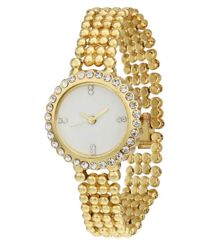 Sale Funda Golden Wrist Watch