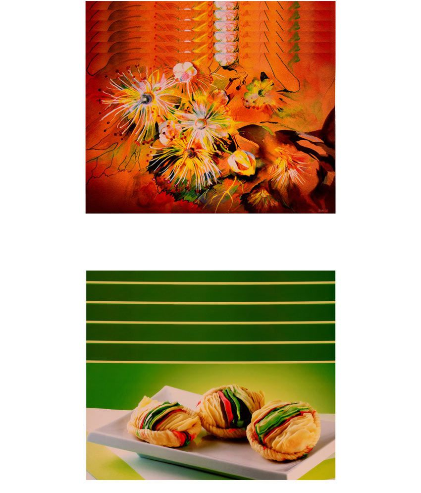 Marvels 6 Seater PVC Set of 6 Table Mats
