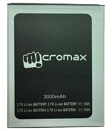 Micromax Canvas Magnus A117 3000 MAh Battery By Micromax