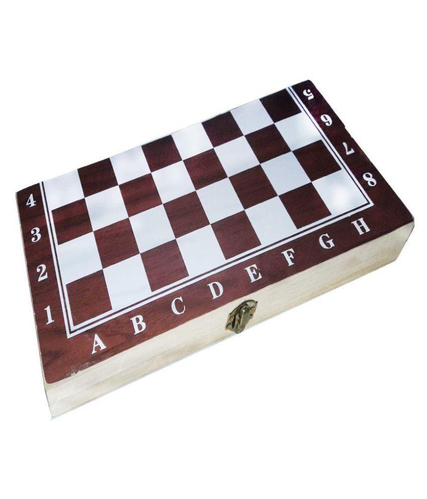Raisco Wooden Chess
