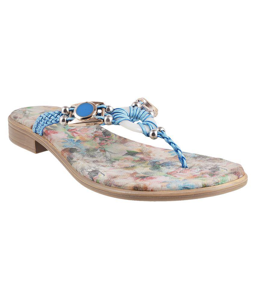 METRO BLUE Slippers
