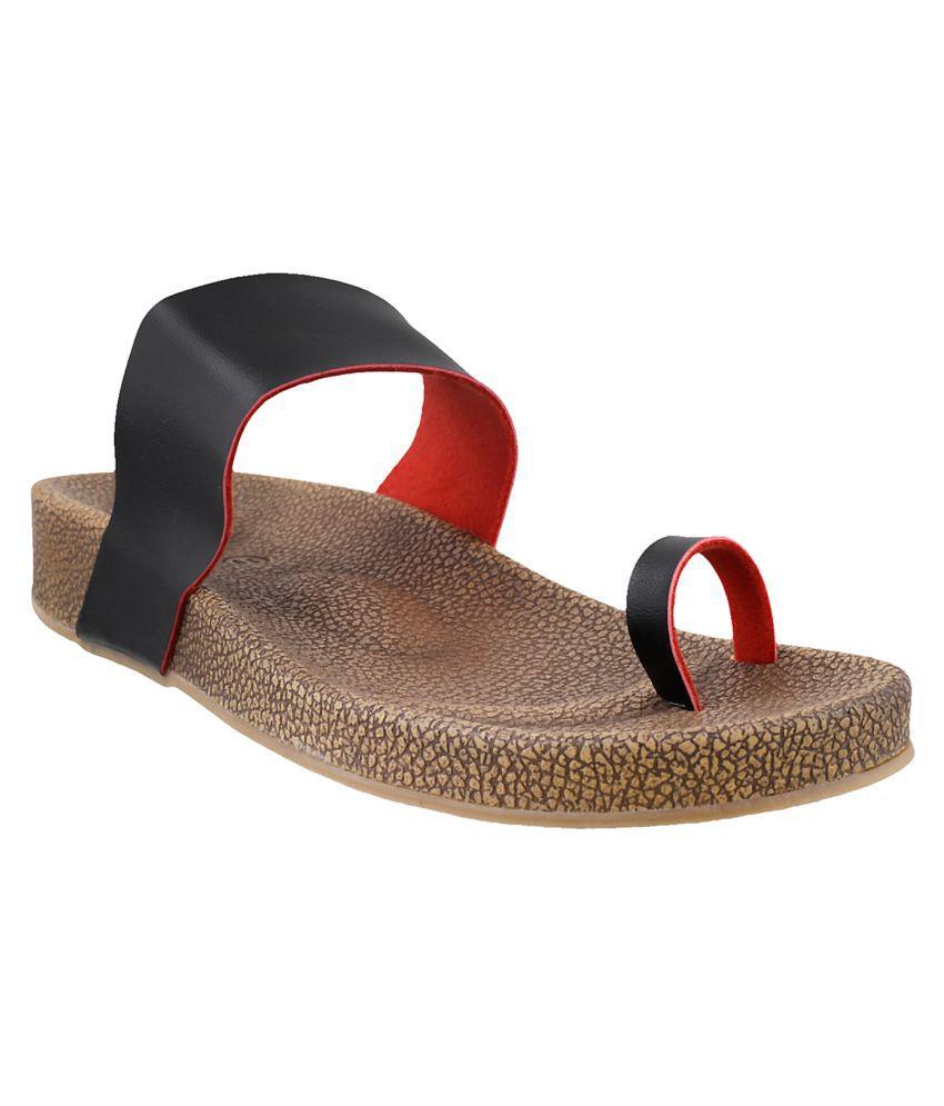 MSL BLACK Slippers