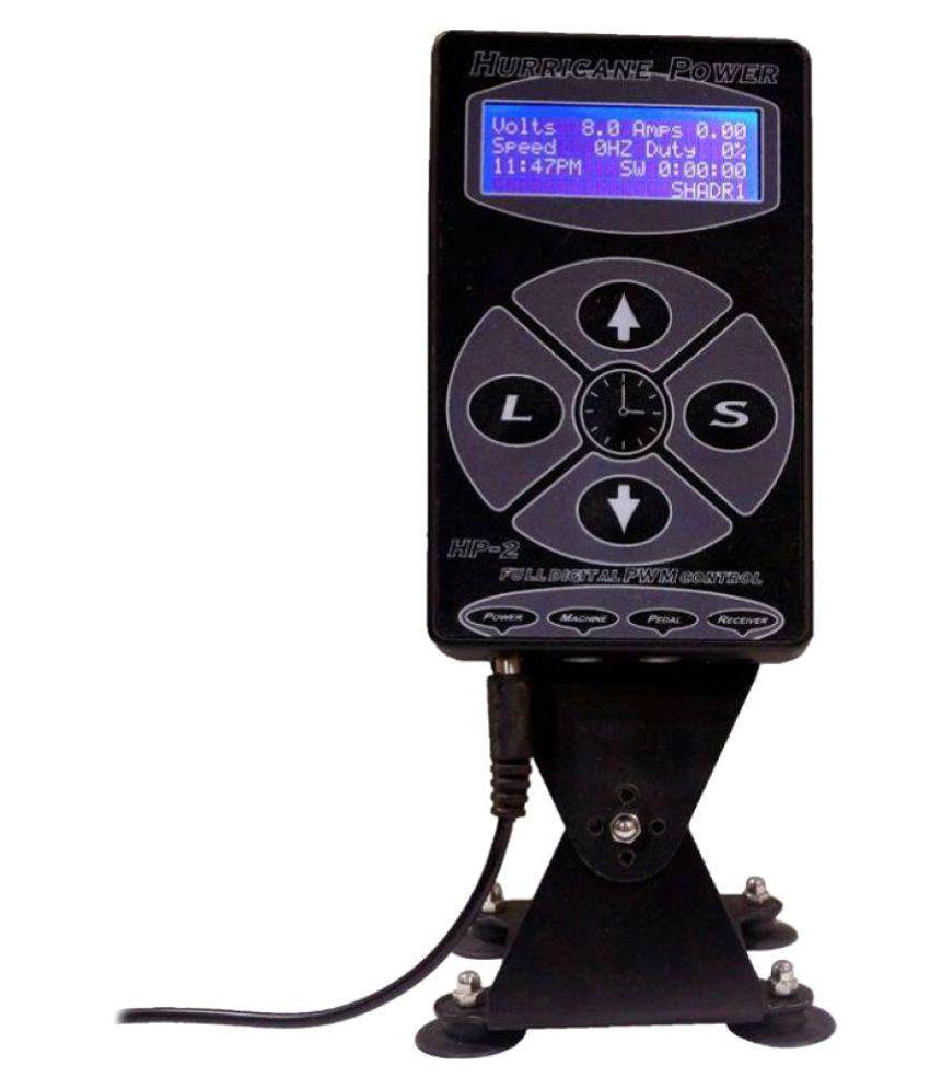 Mumbai Tattoo Hurricane HP-2 Digital Power Supply