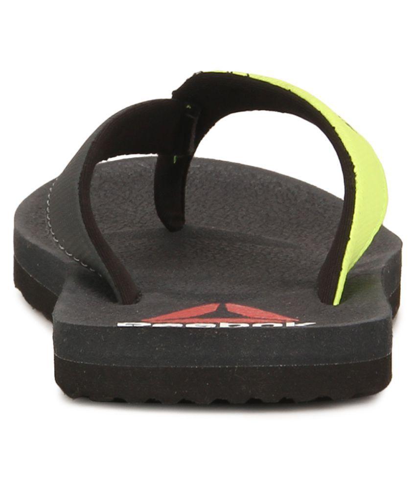 a7533f4f51cc Reebok Multi Color ADVENTURE FLIP Slippers Reebok Multi Color ADVENTURE  FLIP Slippers ...