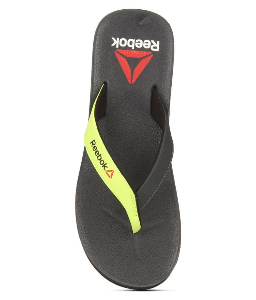 60d42e7ce4b4 Reebok Multi Color ADVENTURE FLIP Slippers Price in India- Buy ...