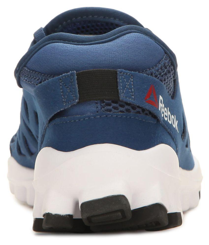 95b0b288703 Reebok Travel TR 1.0 Blue Running Shoes - Buy Reebok Travel TR 1.0 ...