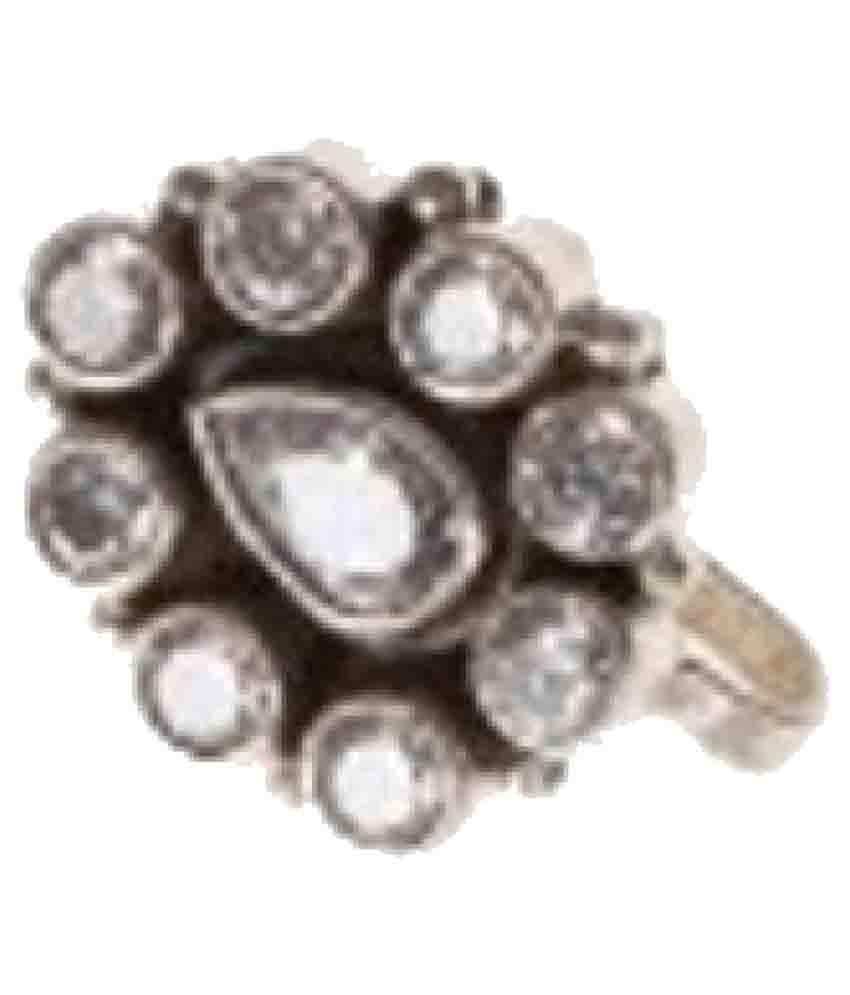 Silvermerc Designs Silver Nose Pin