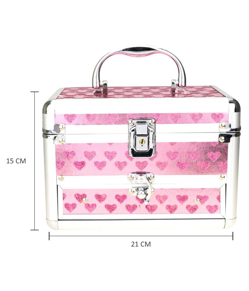 Kaos Pink Jewellery Box