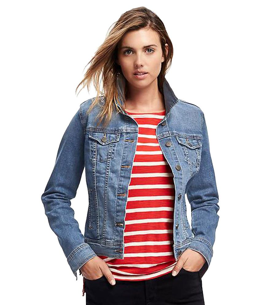 Buy Kotty Denim Jacket Online at Best Prices in India - Snapdeal a02da73a86