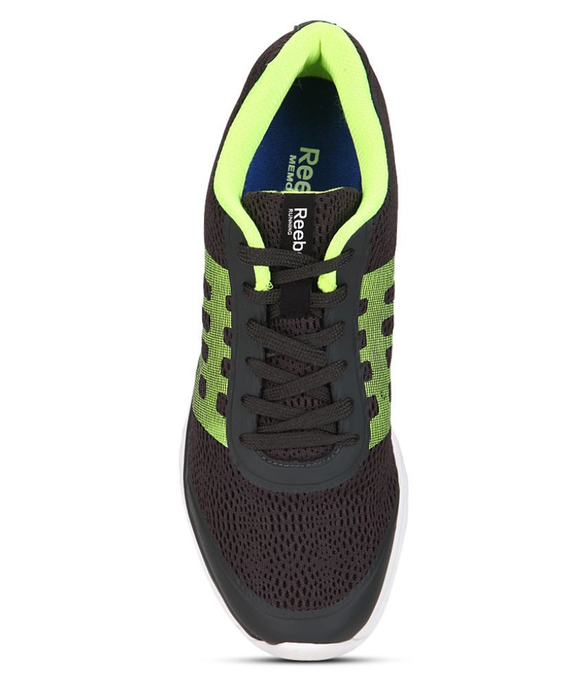 Reebok Sublite Smooth Black Running Shoes - Buy Reebok Sublite ... 9aec5123a
