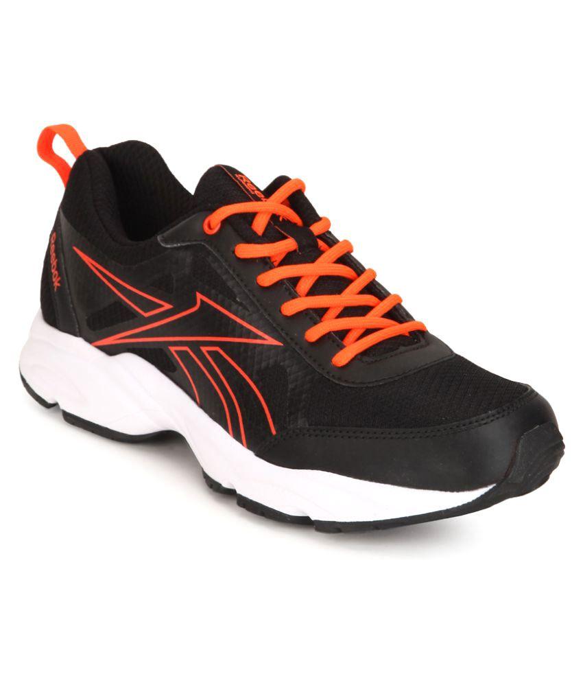 Reebok Top Runner 2.0 Black Running Shoes