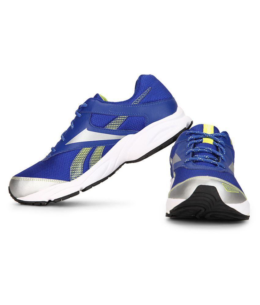 reebok running shoes blue. reebok run exclusive extreme blue running shoes