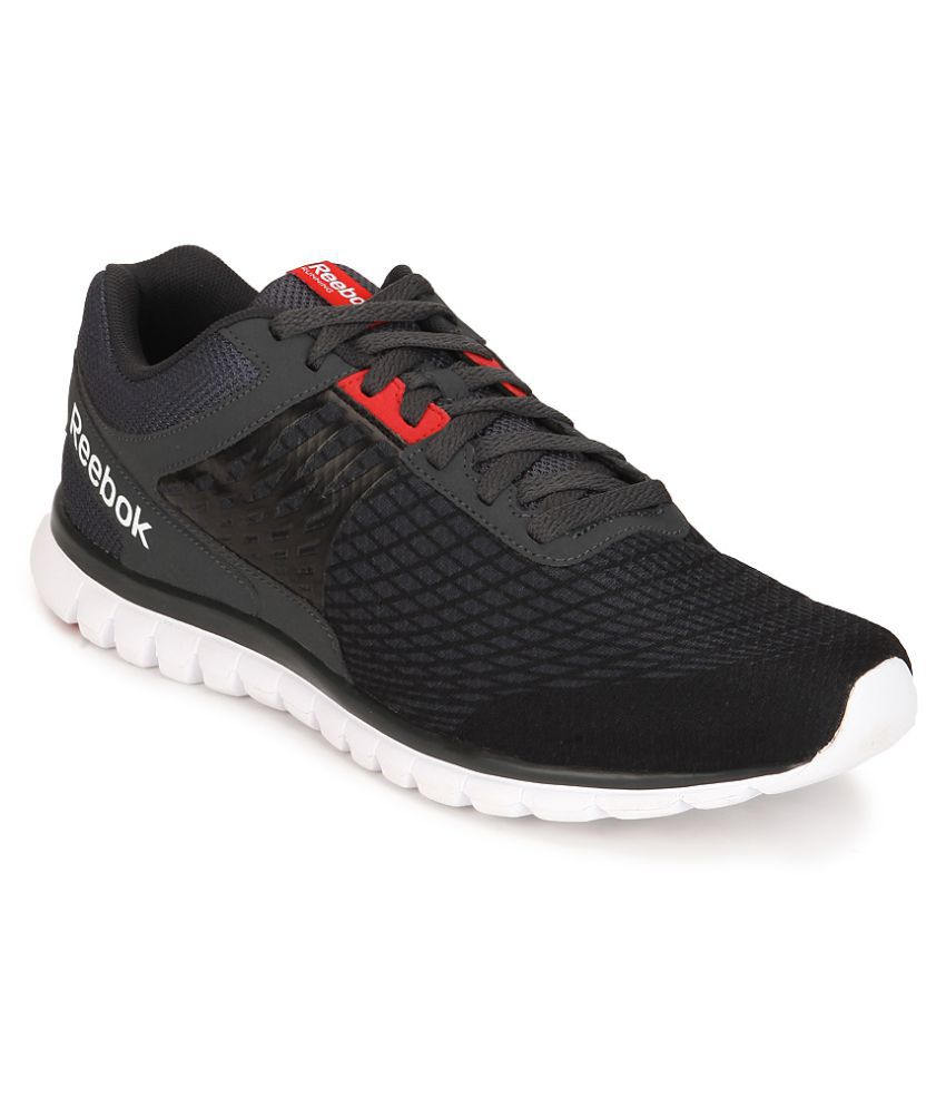 Reebok Sublite Escape3.0 Black Running Shoes ...