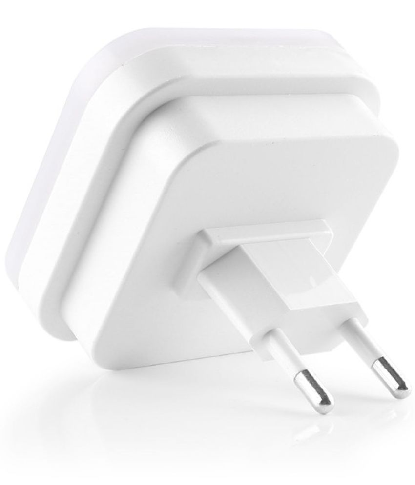 Automatic led energy saving night lamp -  Lagfly Automatic Sensor Control Led Energy Saving Night Lamp White
