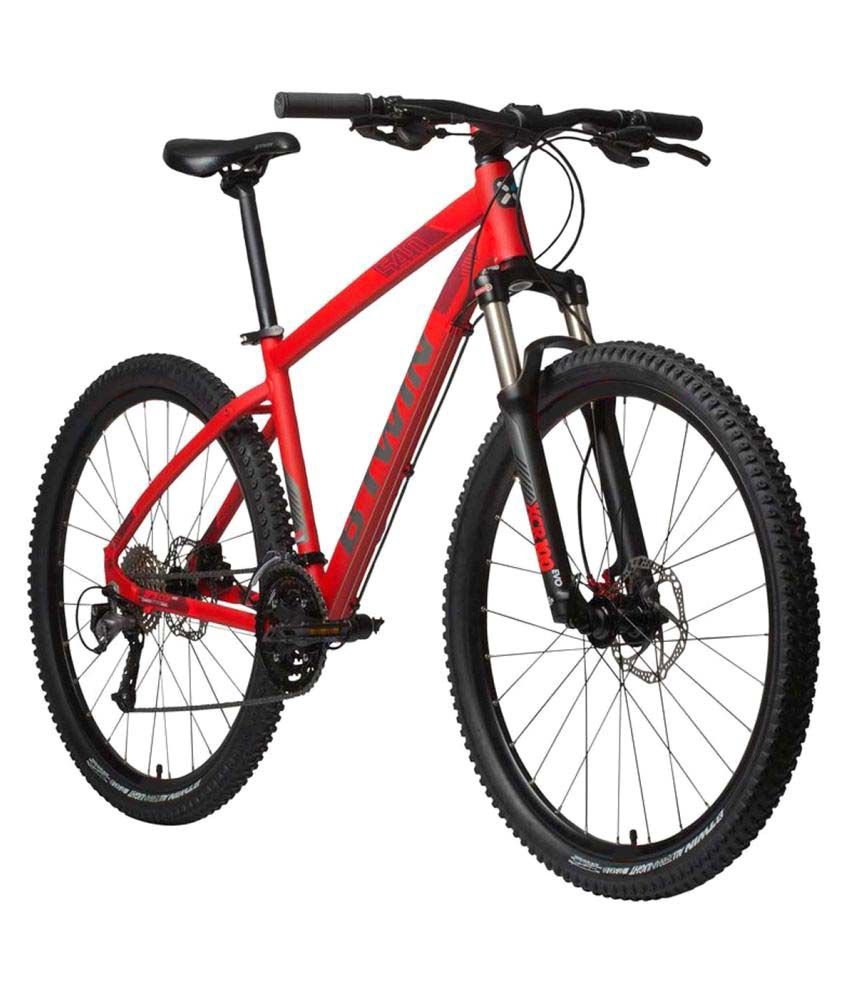 5c06cb891 BTWIN Rockrider 540 69.85 cm(27.5) Mountain bike Bicycle  Buy Online at  Best Price on Snapdeal