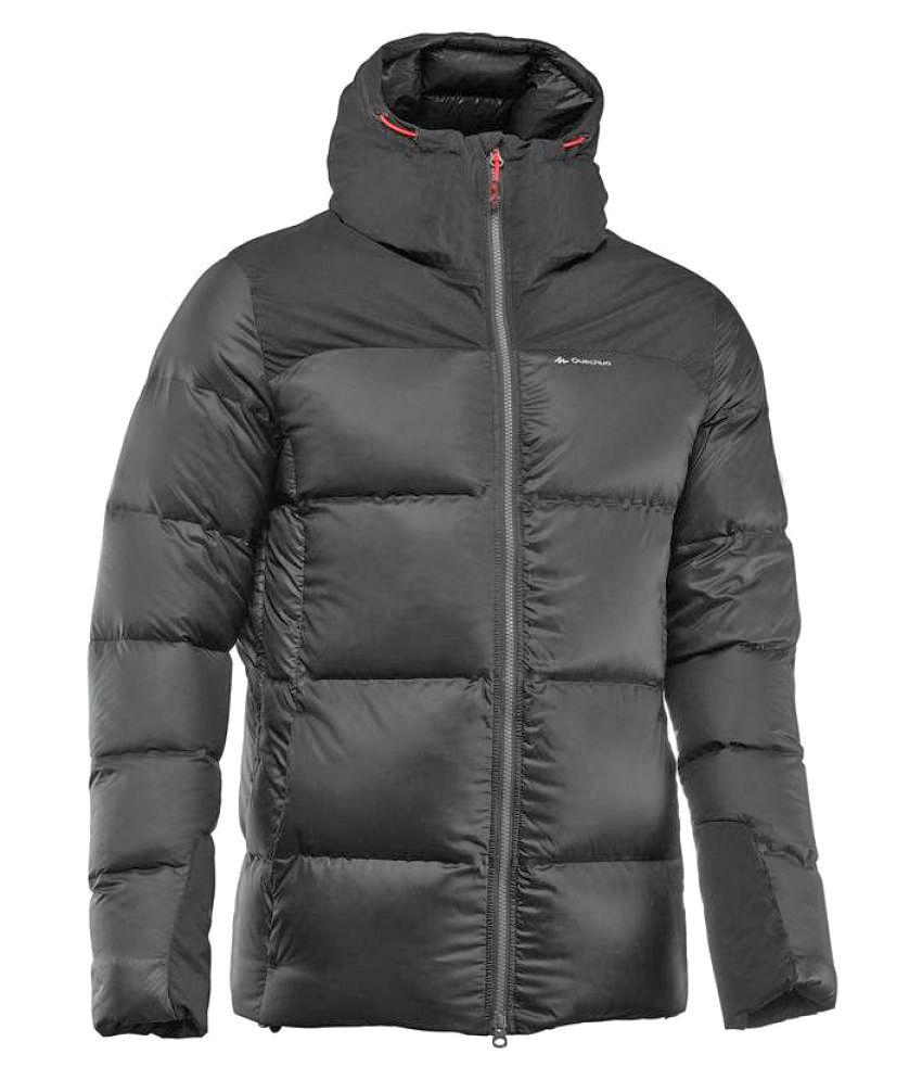 Quechua Top Warm Men's Padded Hiking Jacket