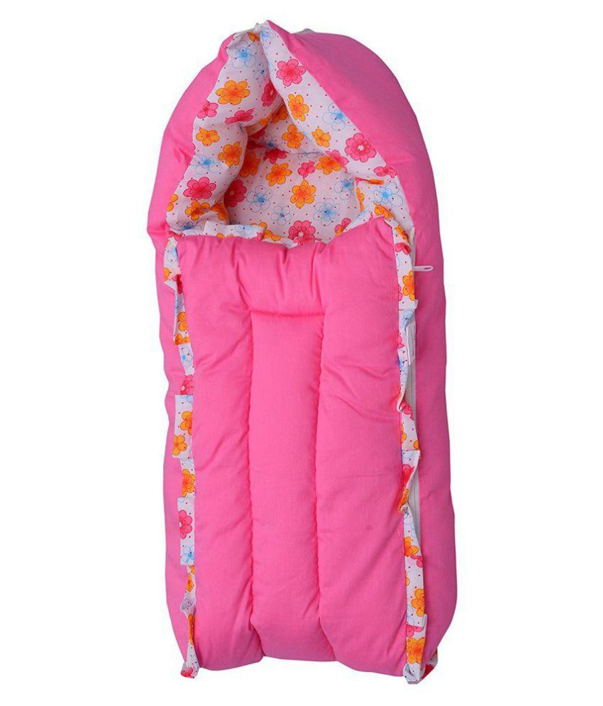 BabyGo Baby Bed Carrier/Sleeping Bag  3in1 ( Multicolor)