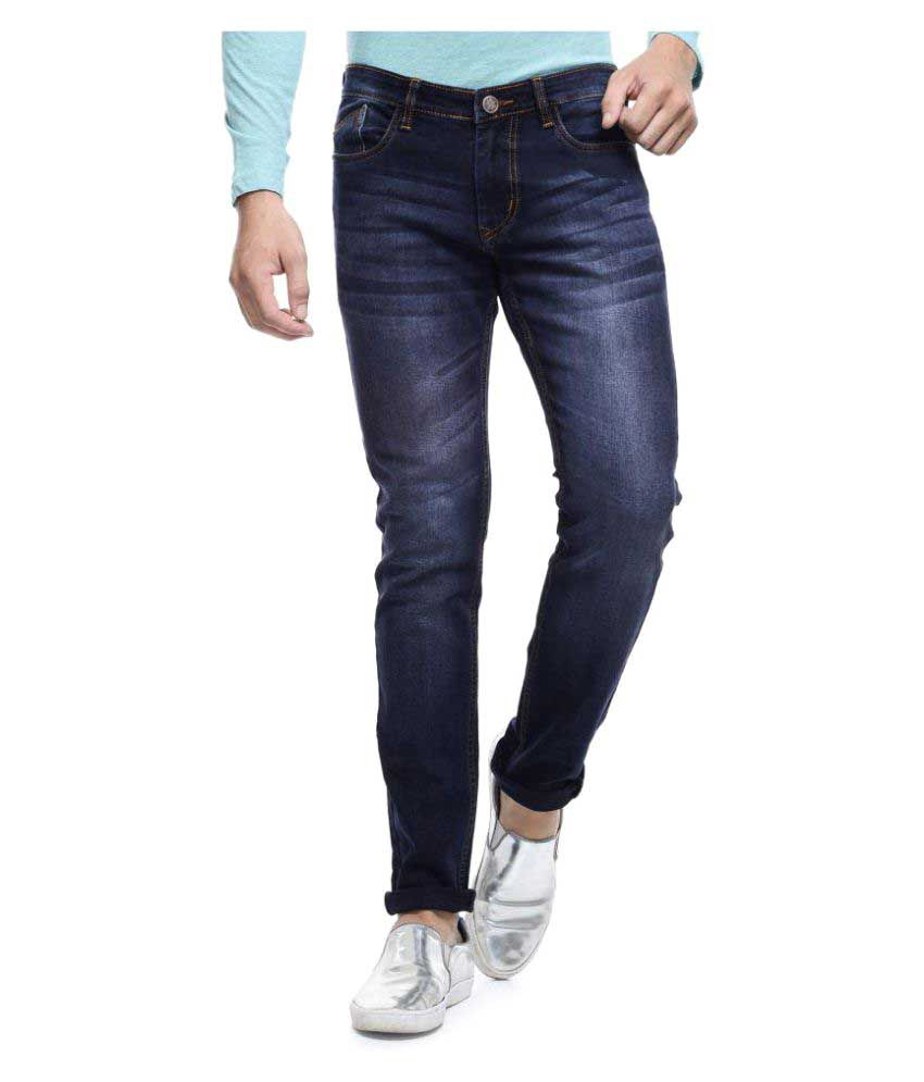 Makeover Blue Slim Jeans