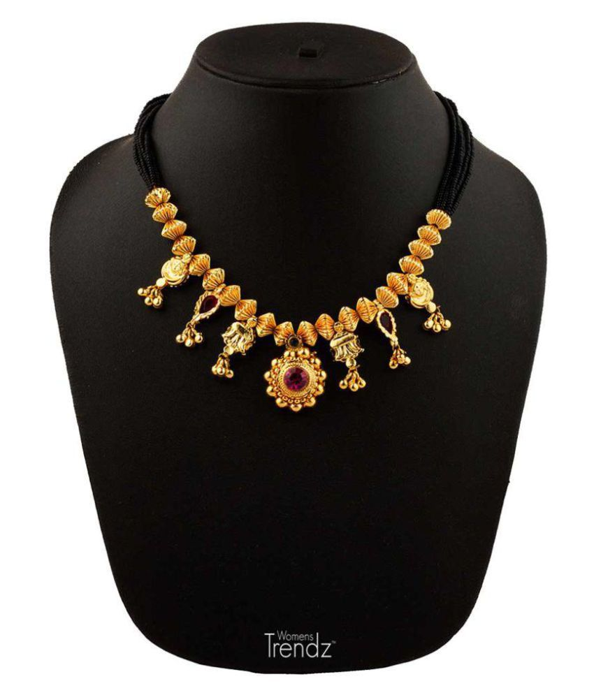 Womens Trendz Golden Mangalsutra