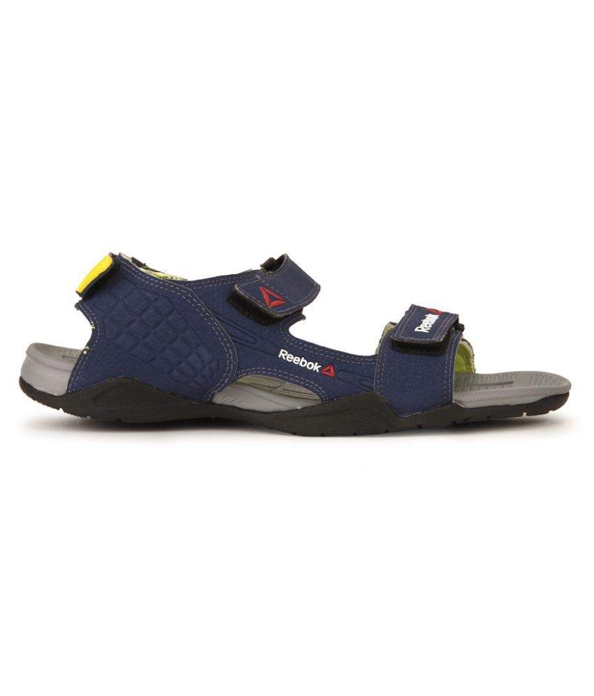 fb8811f3a8230a Reebok ADVENTURE Z SUPREME Blue Floater Sandals - Buy Reebok ...
