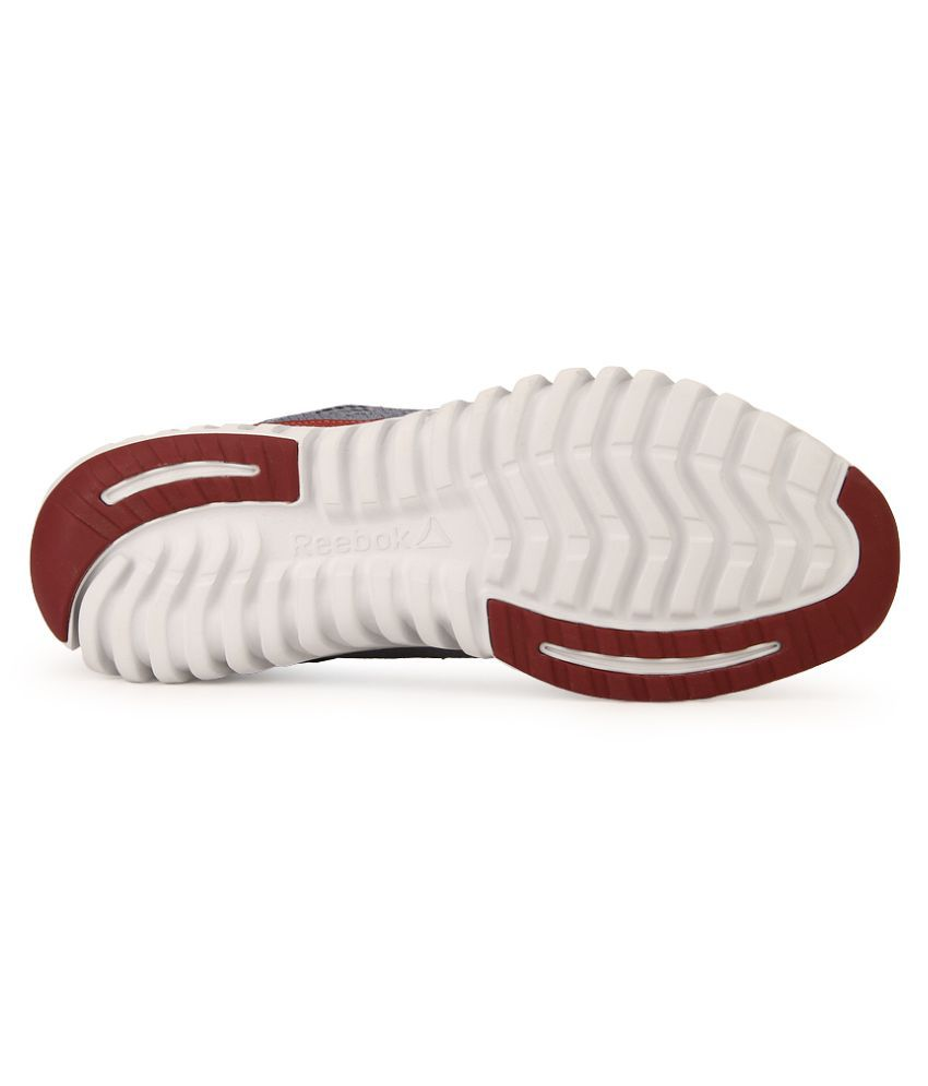 b9f8711ad9f5 Reebok TWISTFORM BLAZE 2.0 MTM Gray Running Shoes - Buy Reebok ...