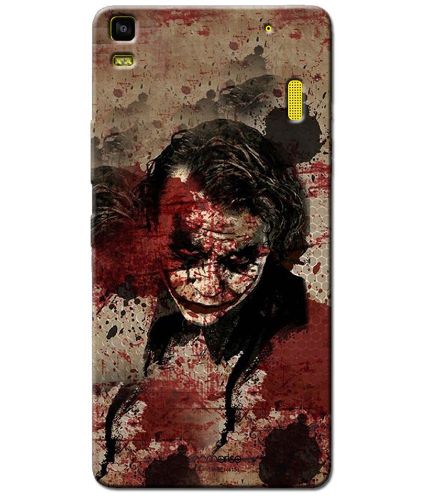 Lenovo A7000 Printed Cover By Cell First