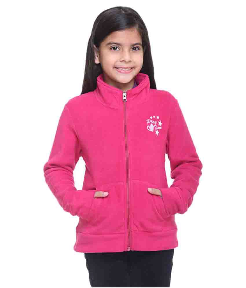 Kids-17 Pink Sweatshirt