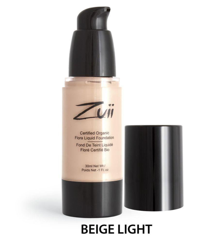 Zuii Organic Liquid Foundation Medium 80 g