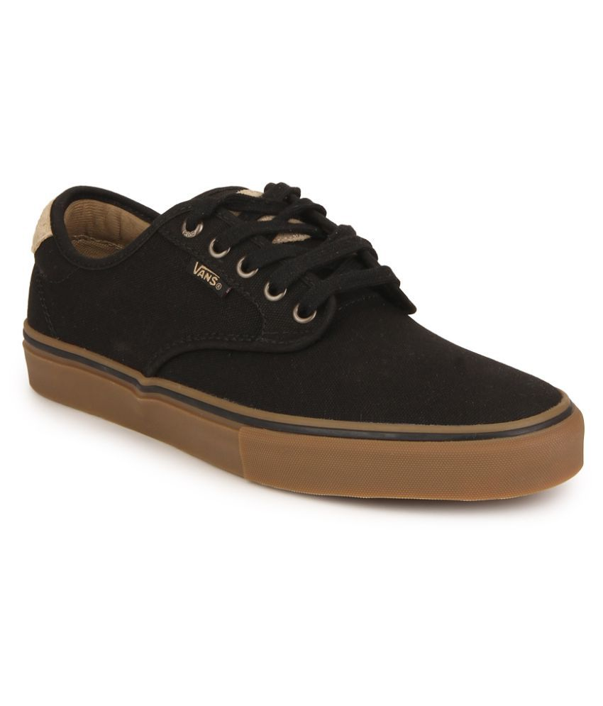 20c83750104d Vans Chima Ferguson Pro Sneakers Black Casual Shoes - Buy Vans Chima  Ferguson Pro Sneakers Black Casual Shoes Online at Best Prices in India on  Snapdeal