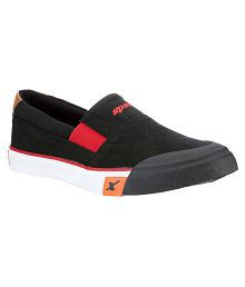 Sparx Sneakers Black Casual Shoes