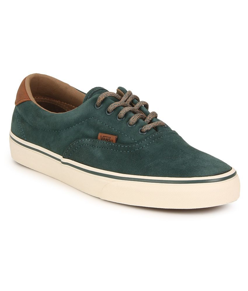 2cb7f3f441f8 Vans Era 59 DX Sneakers Green Casual Shoes - Buy Vans Era 59 DX Sneakers  Green Casual Shoes Online at Best Prices in India on Snapdeal