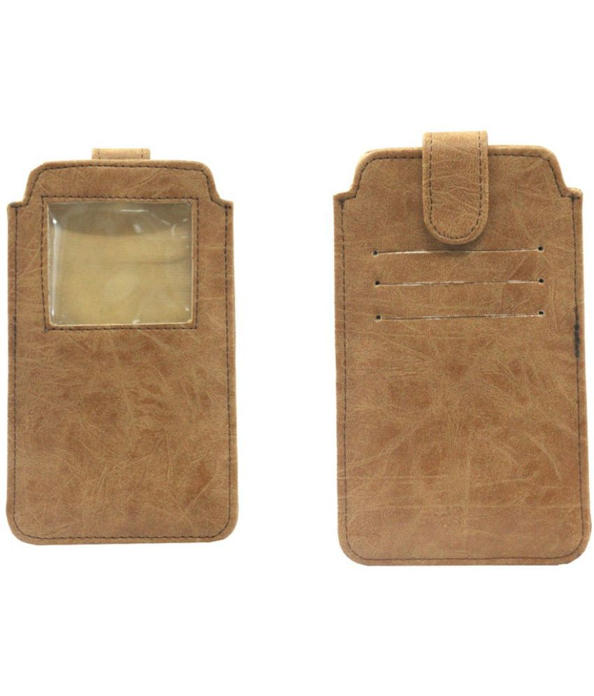 Samsung Galaxy Grand I9082 Holster Cover by Jojo - Brown