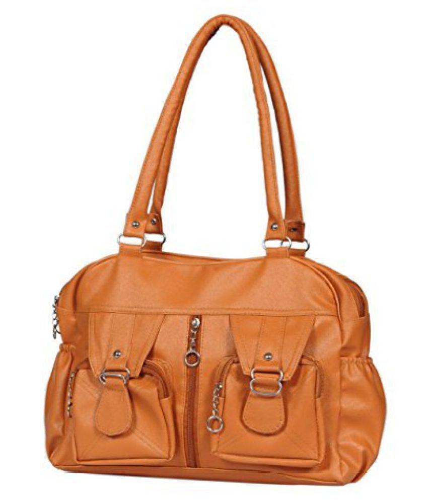 Borse Beige Shopping Bags - 1 Pc