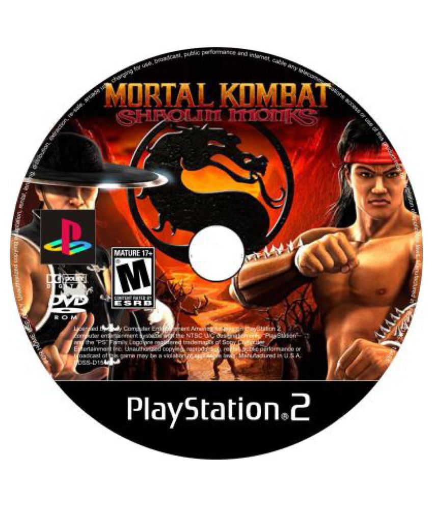 buy mortal kombat shaolin monks ( ps2 ) online at best price in