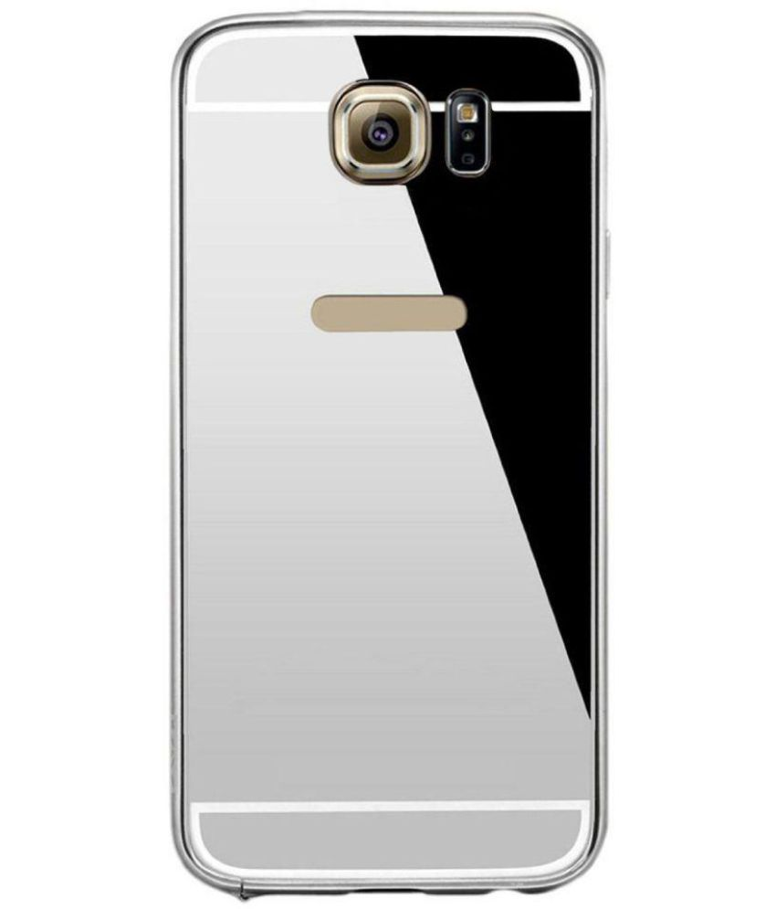 Samsung Galaxy S6 Edge Cover by feomy - Silver
