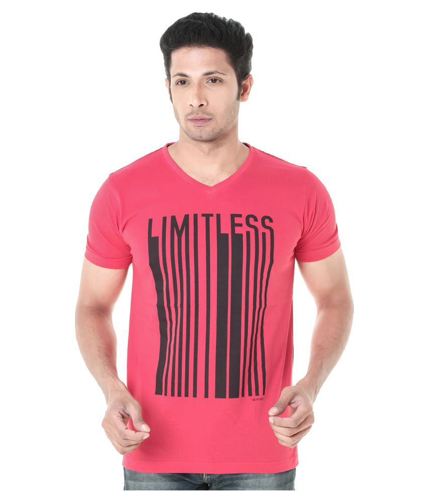 Wexford Red V-Neck T-Shirt