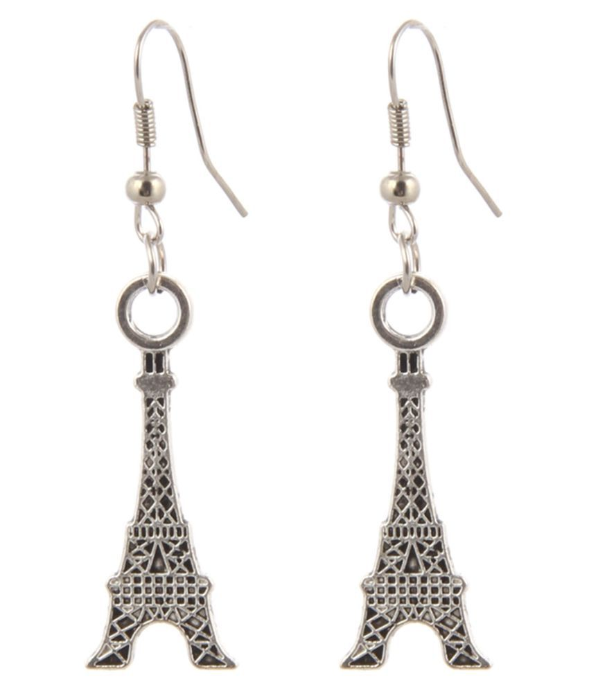 Jewelizer Hangings Alloy Earrings