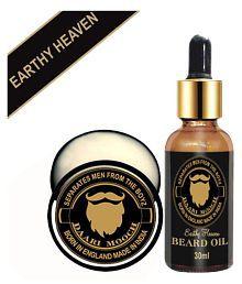 DAARIMOOCH Beard Oil Natural 30 Ml Pack Of 2