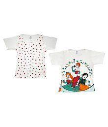 36c14d06 Girls Tops: Buy Girls Tops, Shirts, T-shirts Online at Best Prices ...