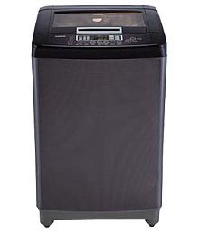 LG 6.5 T7567TEDLK Fully Automatic Fully Automatic Top Load Washing Machine Black