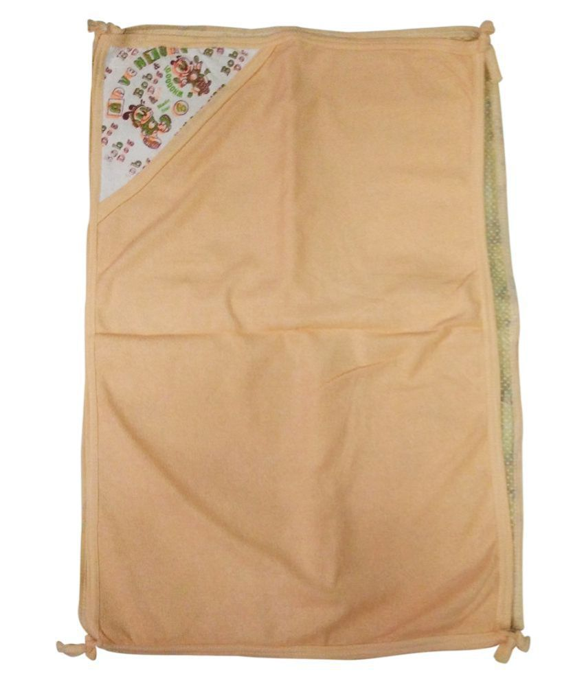 Gold Dust Orange Cotton Baby Wrap