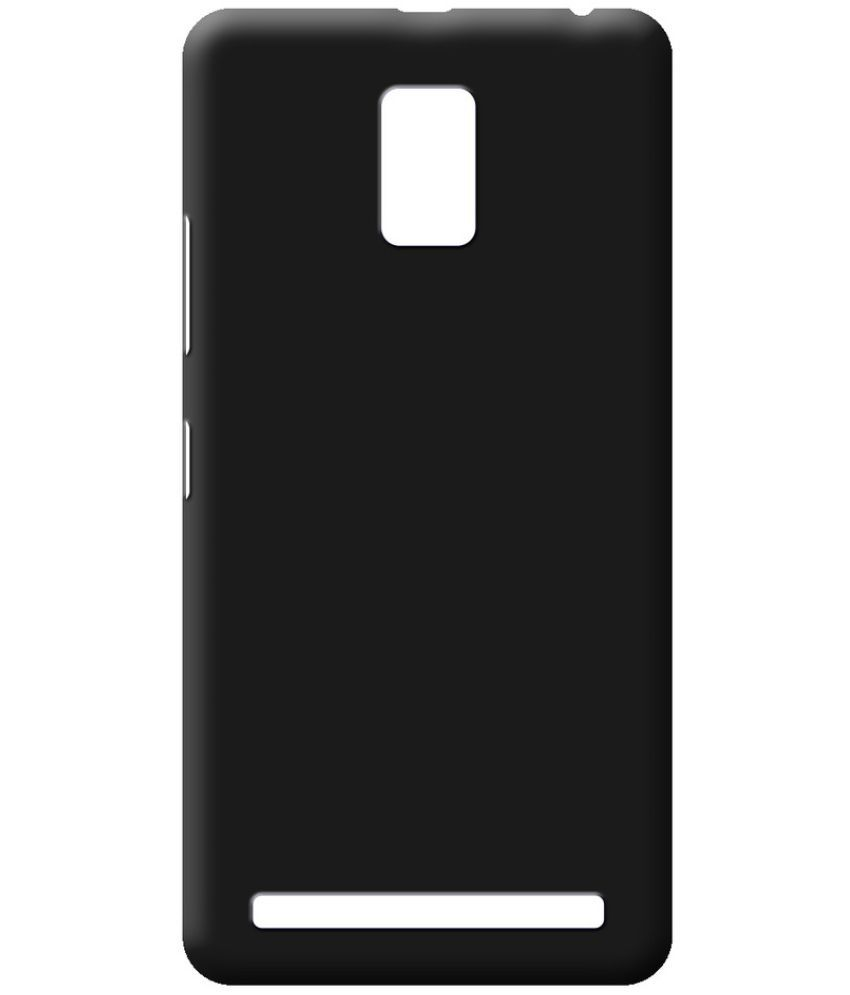 online store a102c 8a200 Lenovo A6600 Plus Cover by PraIQ - Black