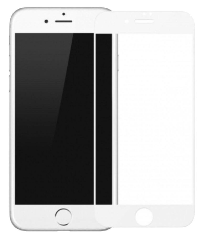 Apple iPhone 7 Tempered Glass Screen Guard By Golcha