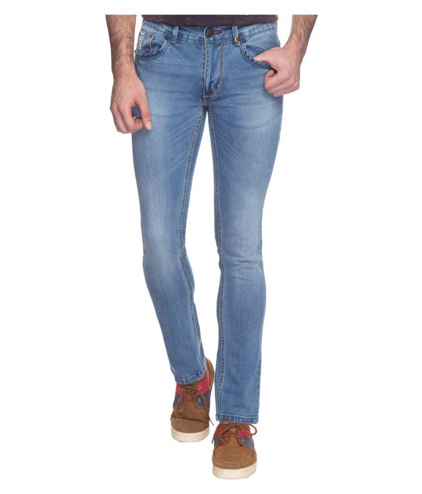 Buffalo by FBB Blue Slim Jeans